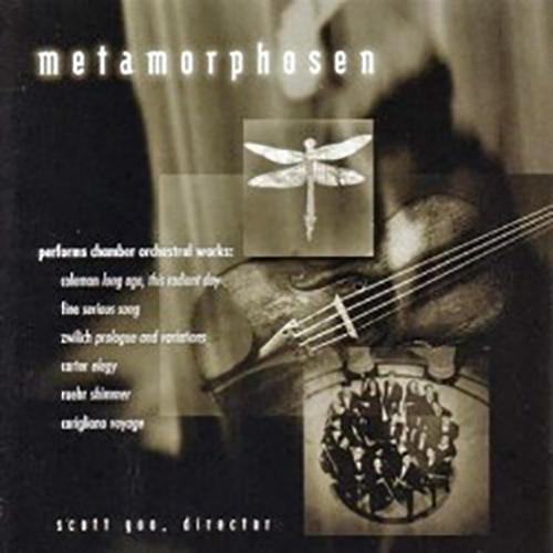 Matemorphosen cover