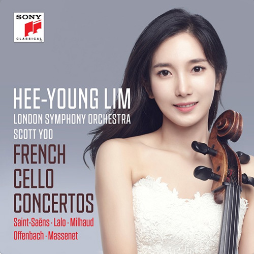 French Cello Concertos cover