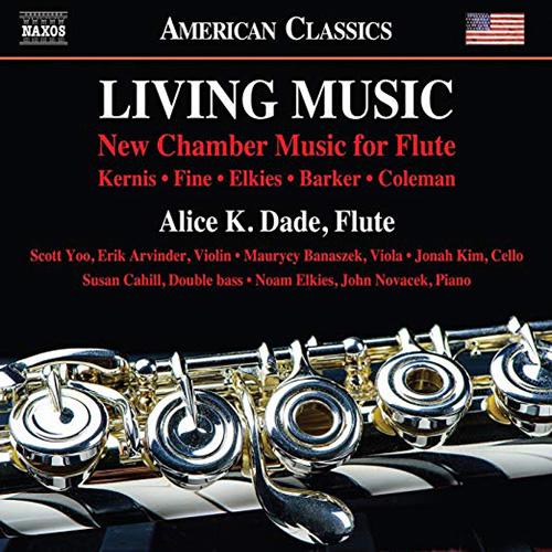 Living Music cover