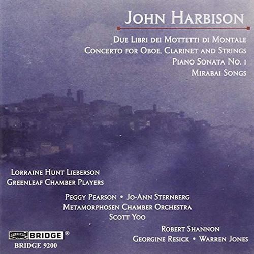 Harbison cover