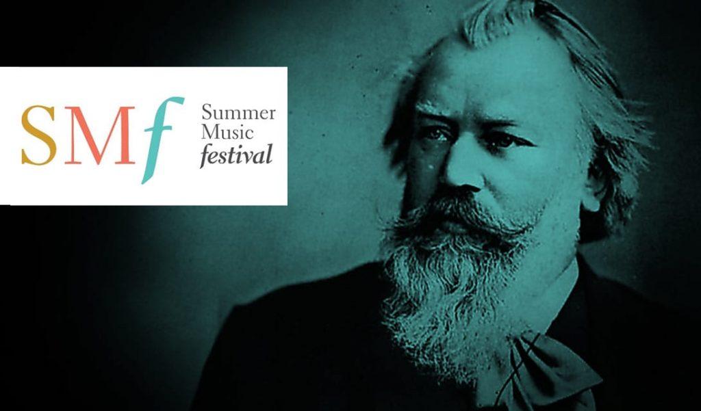 Brahms <i>Ein Deutsches Requiem</i> poster