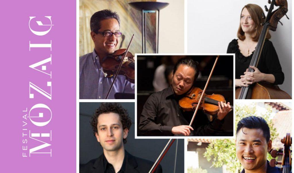 Dvořák Bass Quintet poster
