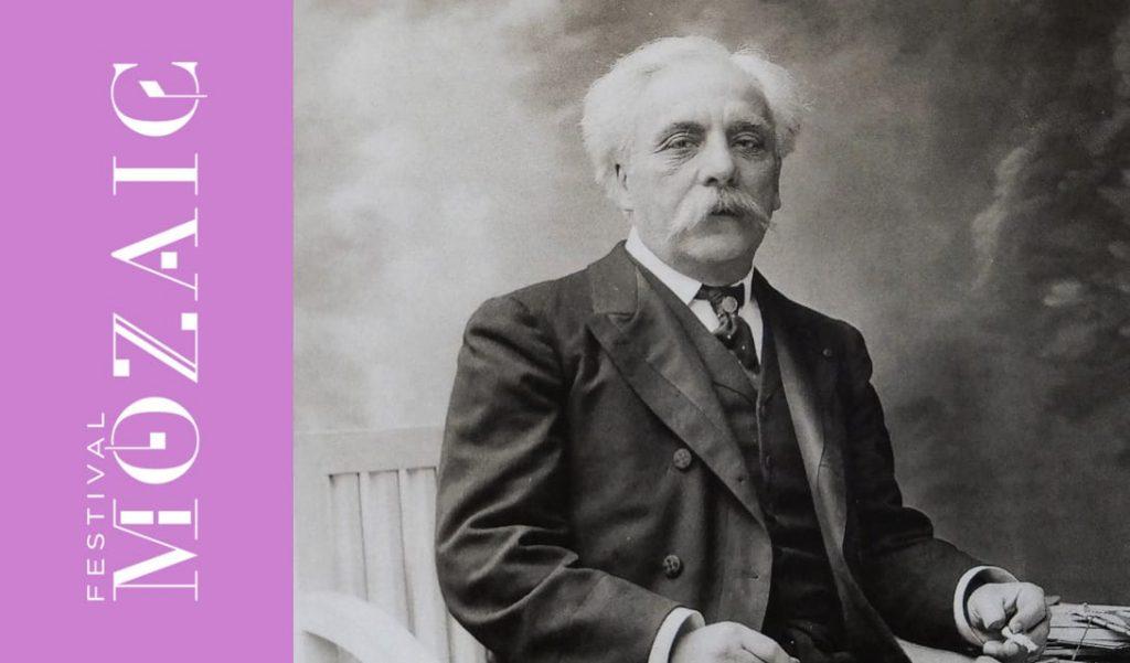 Fauré Piano Quartet No. 1 poster
