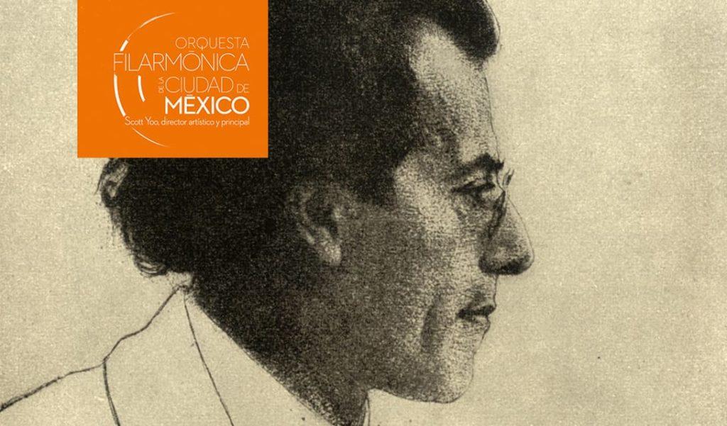 Mahler Symphony No. 1 poster
