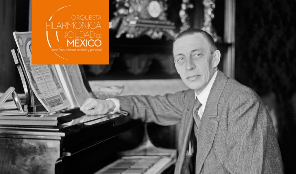 Rachmaninoff Symphony No. 2 poster