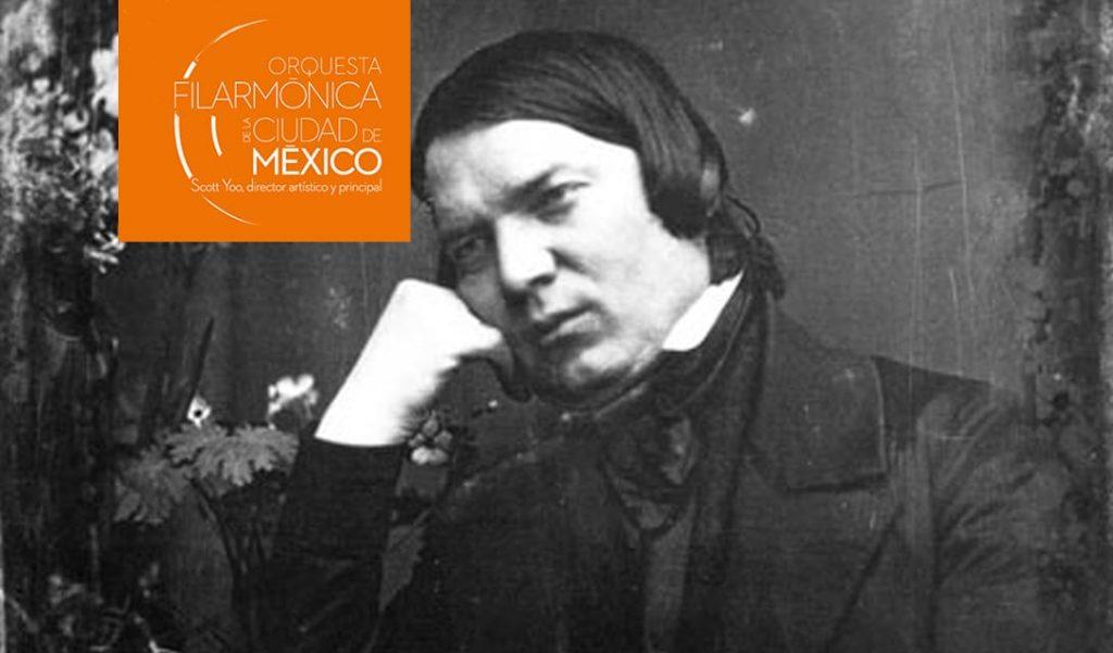 Schumann Symphony No. 2 poster